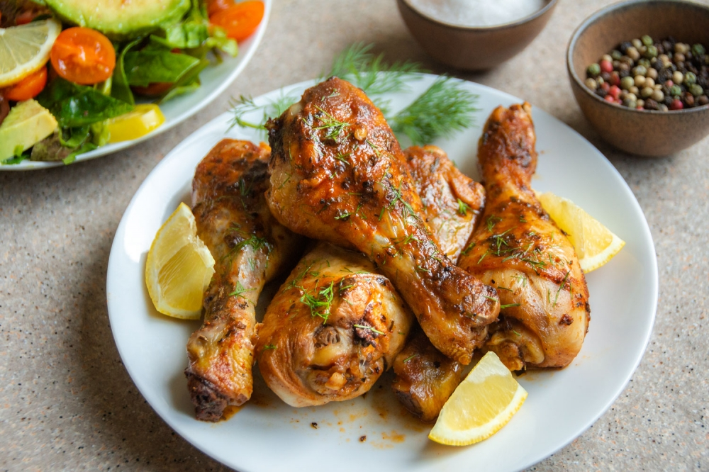 Easy Chicken Drumsticks